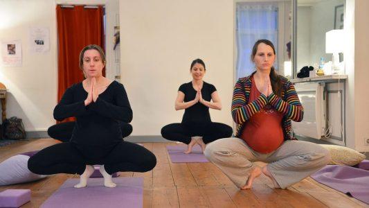 Yoga prénatal Lille